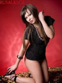 Prostytutka Brunilda Błaszki