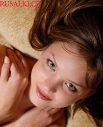 Dziewczyna Tanya Wolbrom